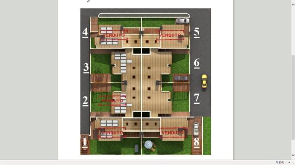 Villette a schiera progetti for Progetti villette moderne